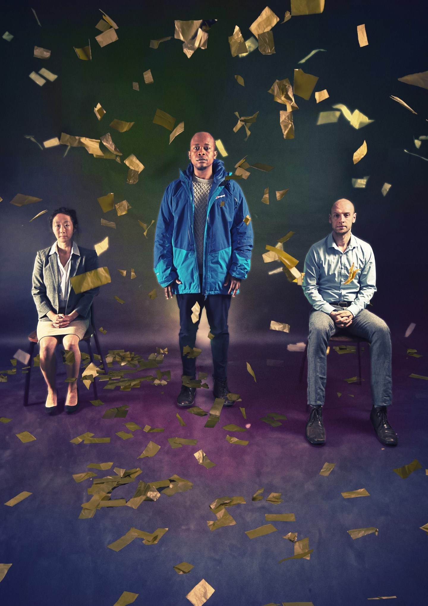Review: ★★★ The Claim, Shoreditch Town Hall