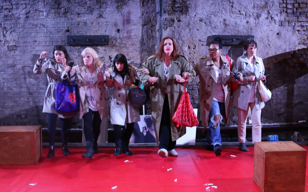 Review: ★★ I Have A Mouth And I Will Scream, The Vault Festival