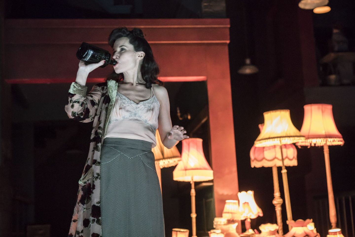 Review: ★★★ Absolute Hell, National Theatre