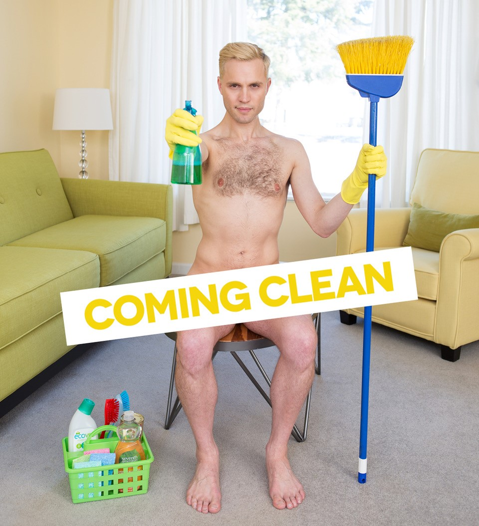 Review: ★★★★ Coming Clean: Life As A Naked House Cleaner