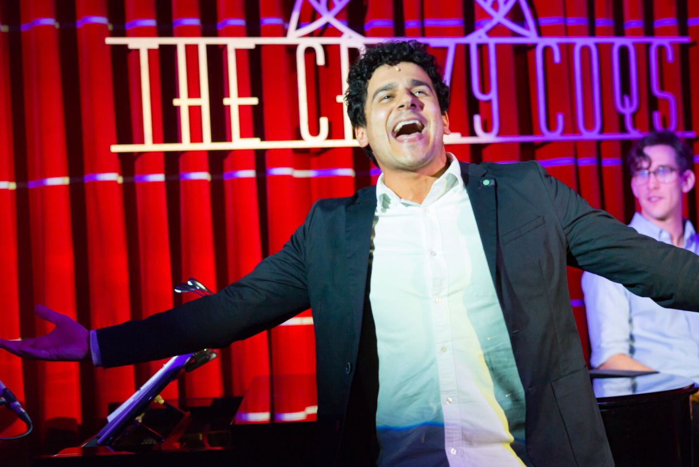 Review: I Wish My Life Were Like A Musical, Crazy Coqs