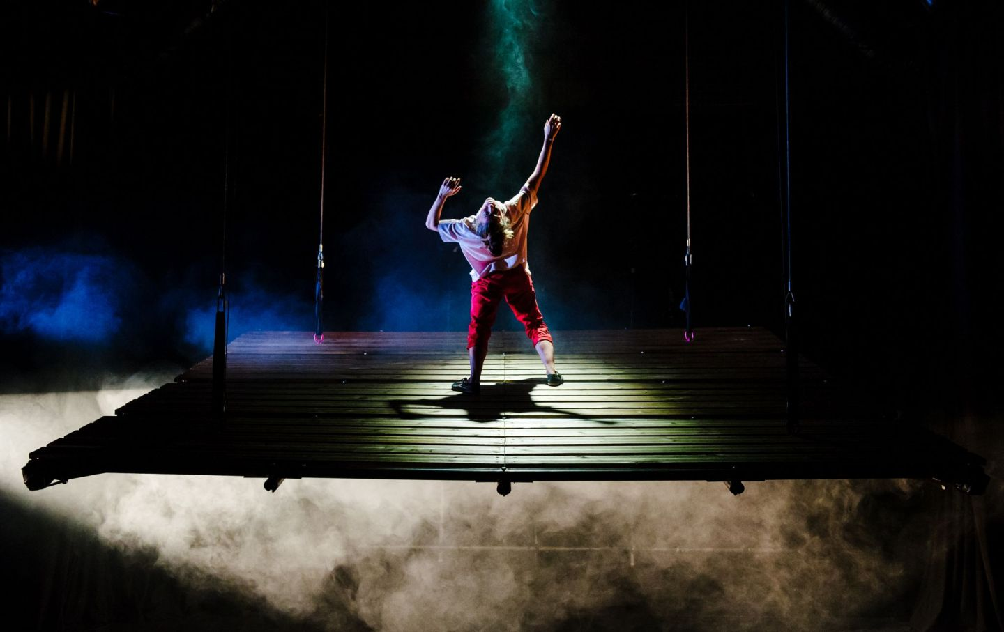 Review: ★★★ Staged, CircusFest 2018, Jacksons Lane