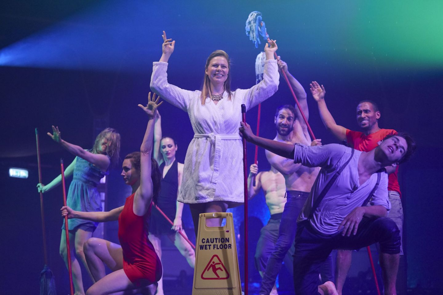 Review: ★★★★ SOAP, Underbelly Festival.