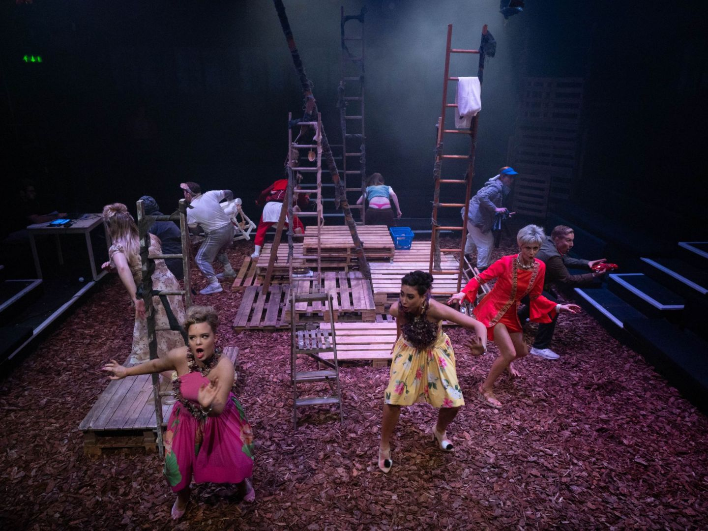 Review: ★★★★ Into The Woods, Cockpit Theatre