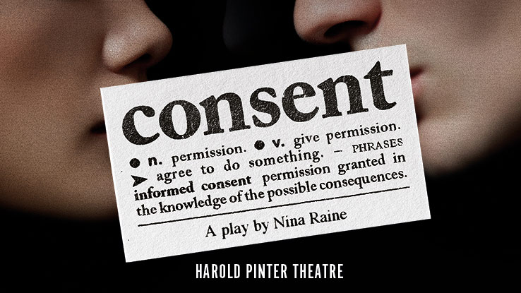 Image result for consent harold pinter theatre