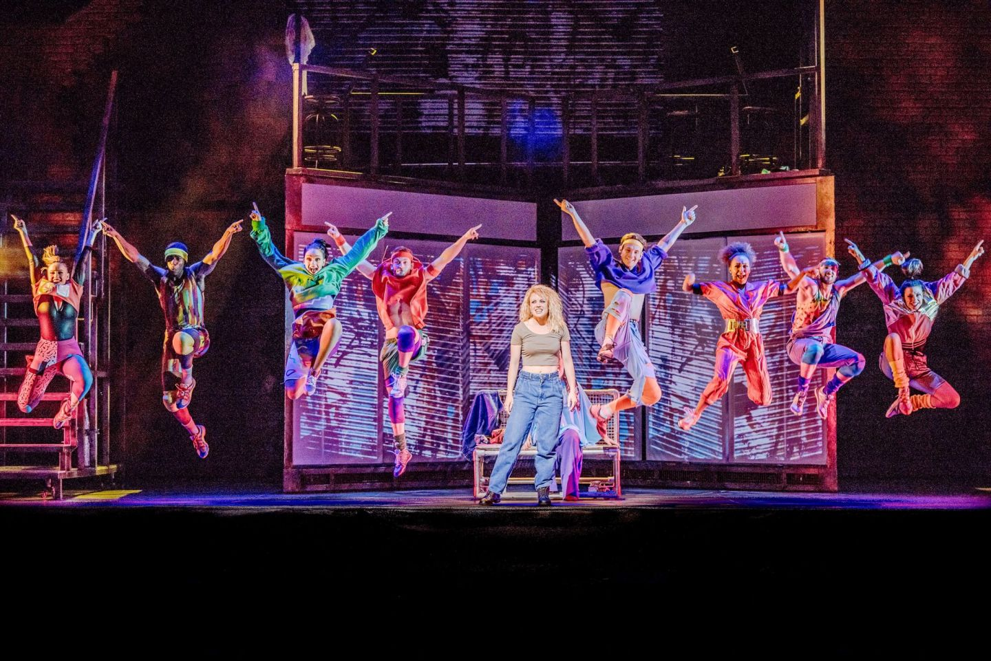 Review: ★★★★ Flashdance, Churchill Theatre Bromley