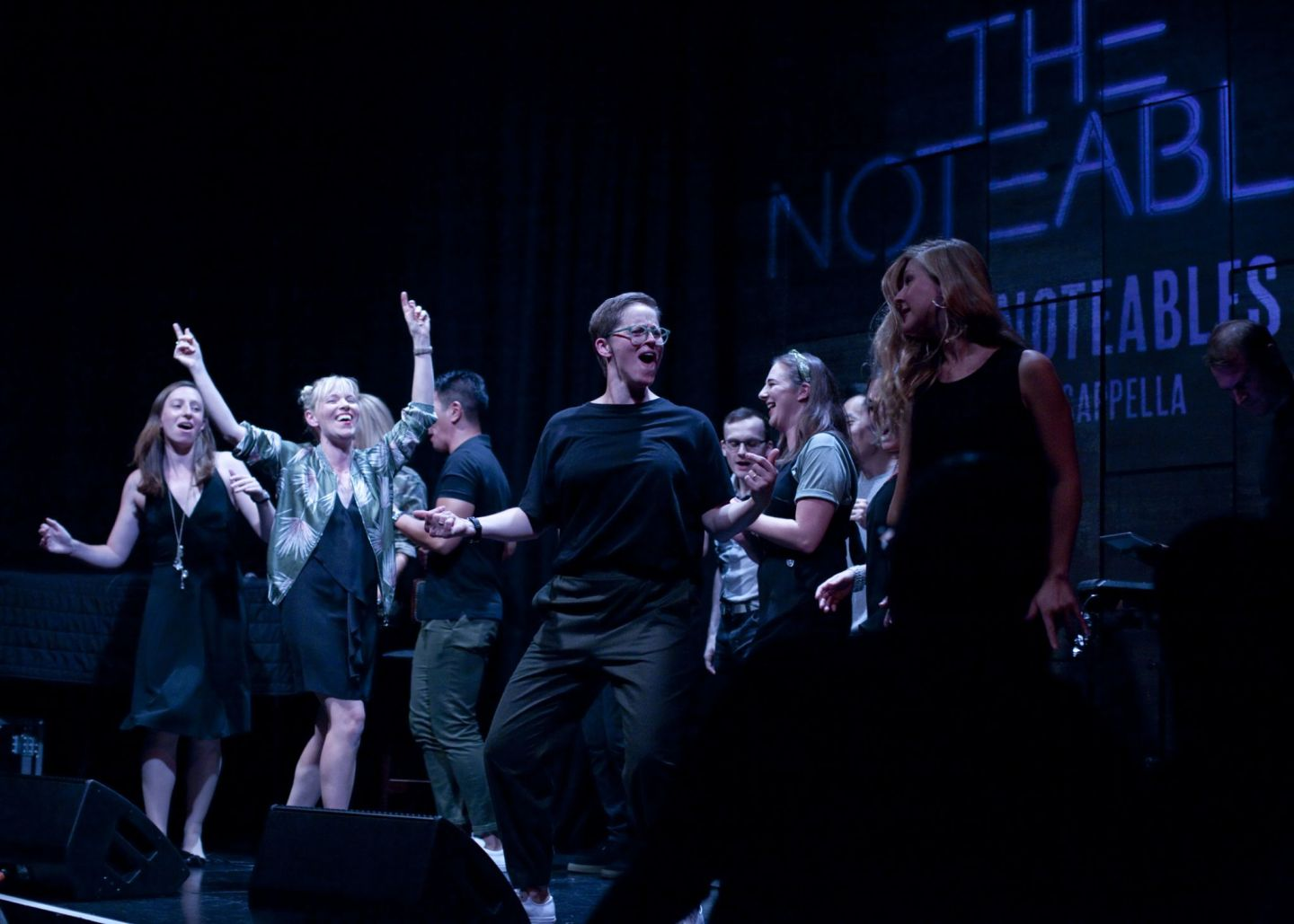 7 Reasons To See Club A Cappella at The Other Palace