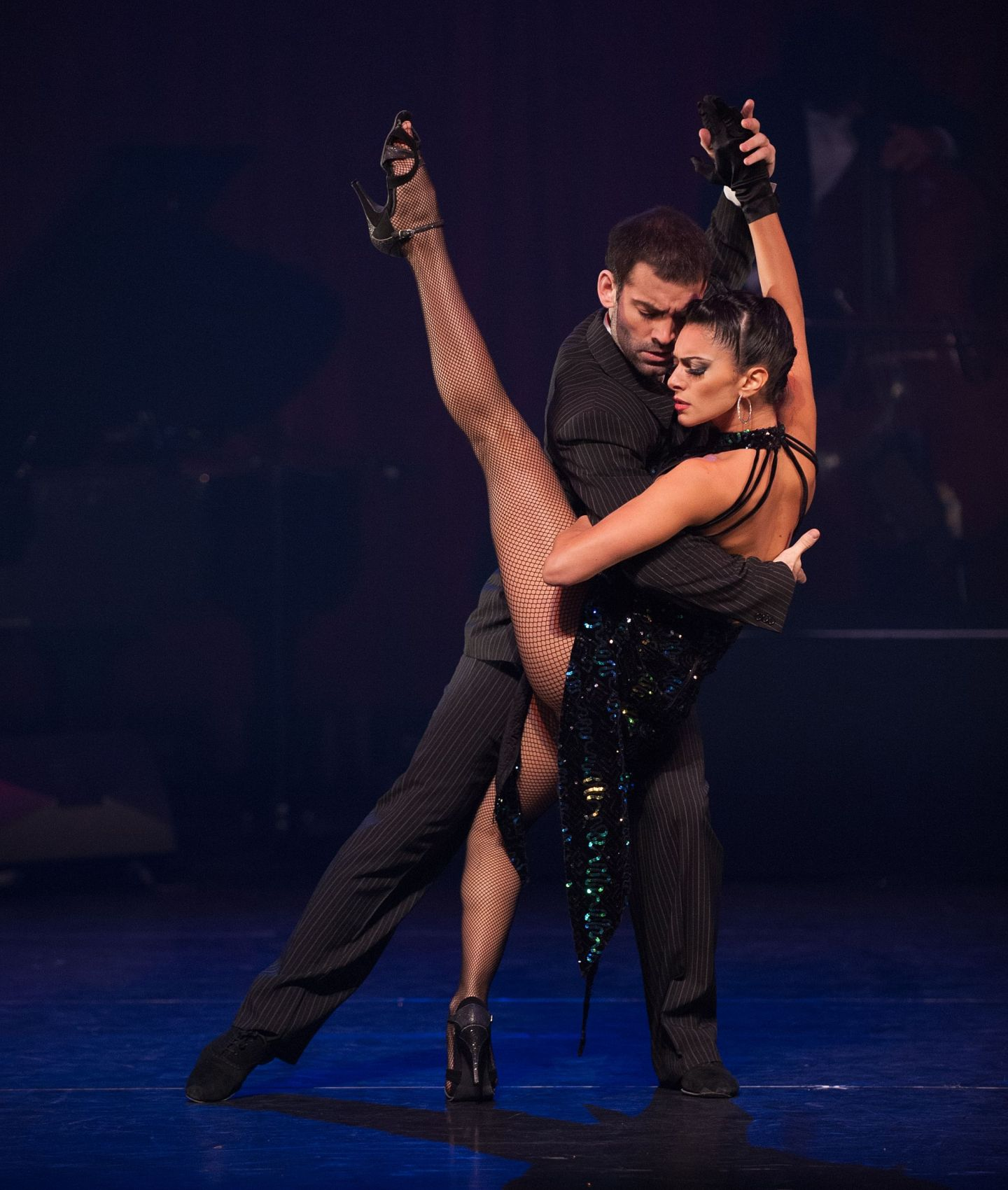 REVIEW: ★★★★ Tango Fire, The Peacock Theatre