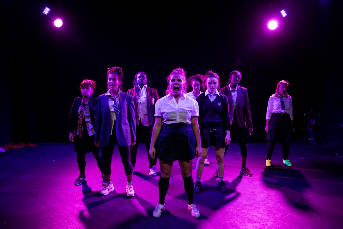 Review: ★★★★ GIRLS, The Vaults
