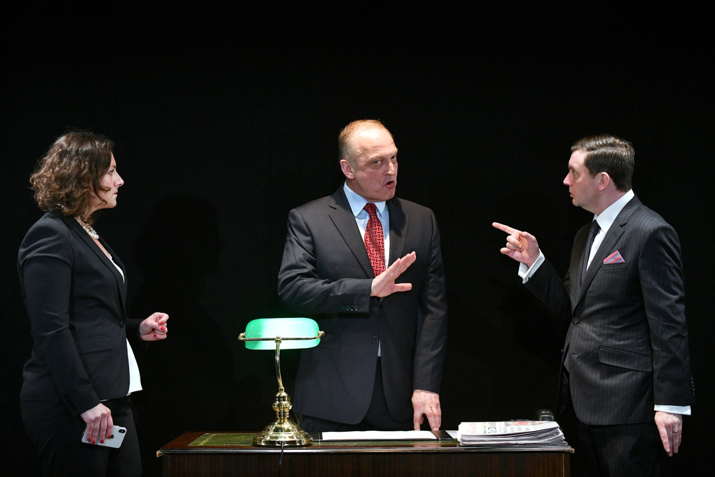 Review: ★★ Brexit, King's Head Theatre