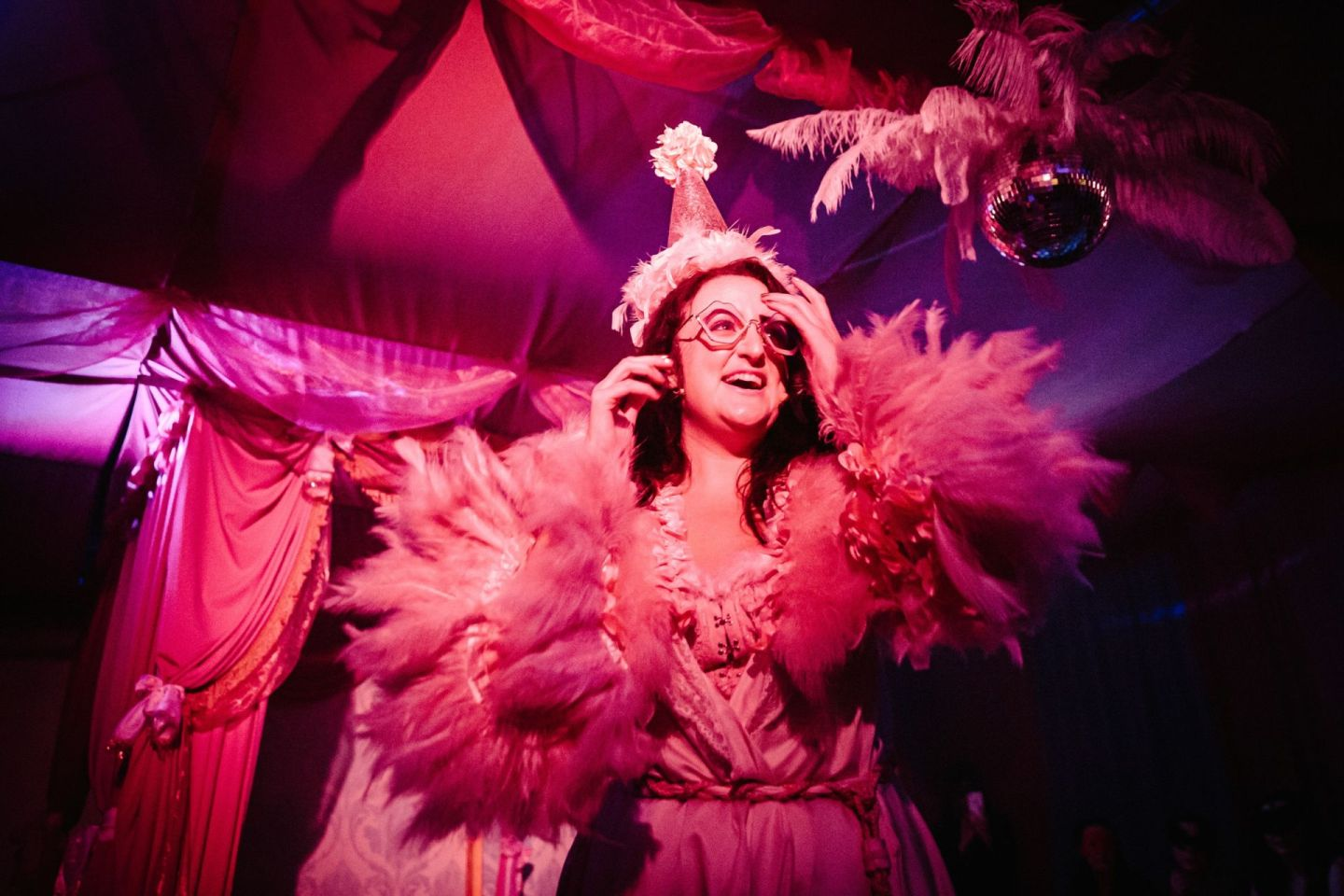 Review: ★★★ Red Palace, The Vaults