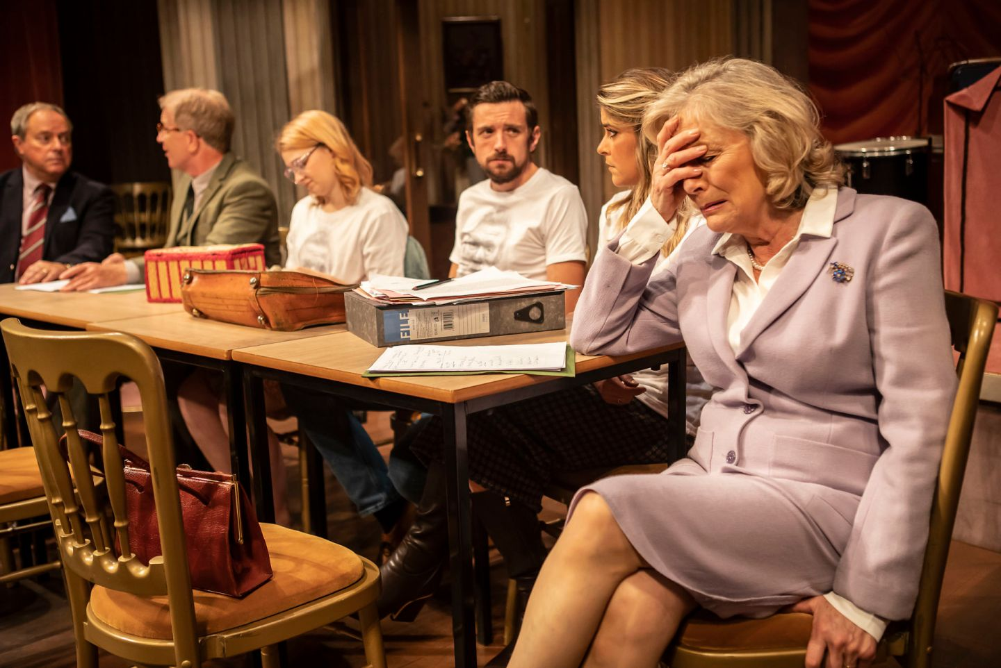 Review: ★★★ Ten Times Table, Sheffield Lyceum