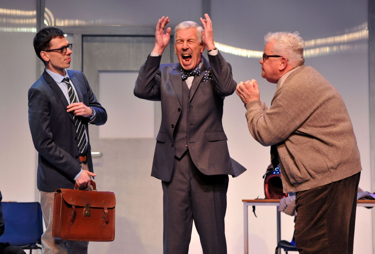 Review: ★★★★★ The History Boys, Wolverhampton Grand Theatre