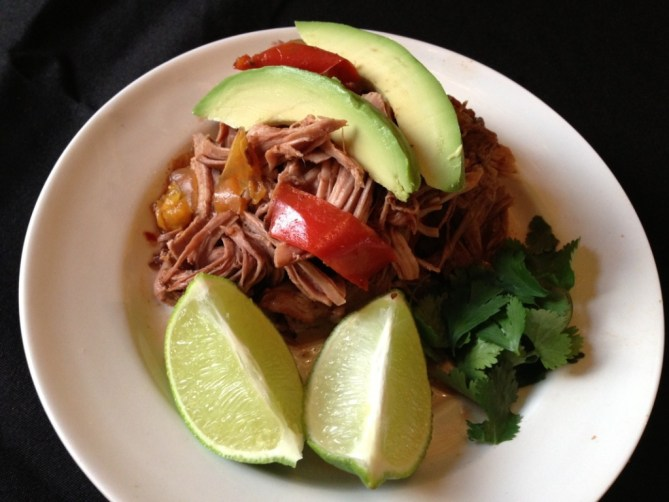 whole30 mexican pulled pork