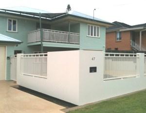 Aluminium Balustrading South Brisbane