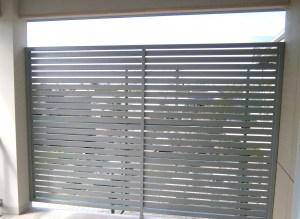 Aluminium Privacy Screening Brisbane