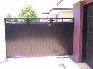Aluminium Security Gates Brisbane