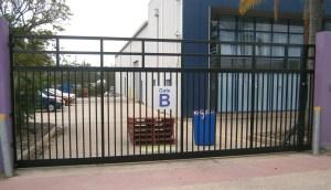 Aluminium Security Sliding Gates Brisbane