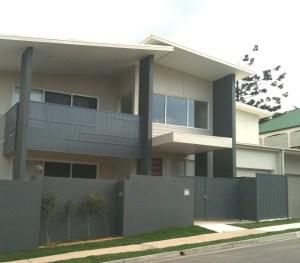 Aluminium Slats fence Brisbane