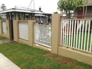 Aluminium fence south brisbane