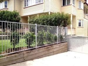 Aluminium fencing brisbane east