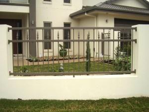 Aluminium fencing brisbane south