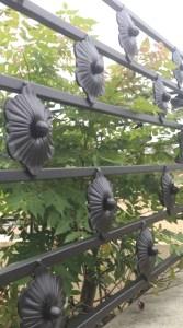 Decorative Aluminium Balustrade
