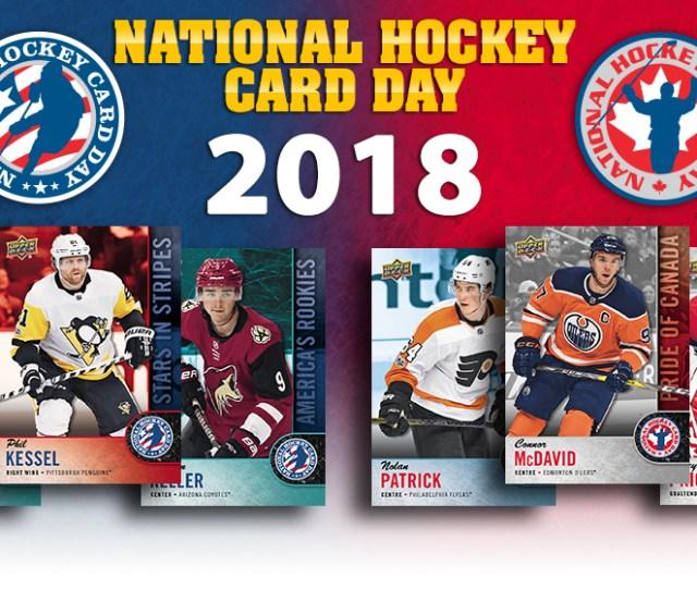 National Hockey Card Day 2017