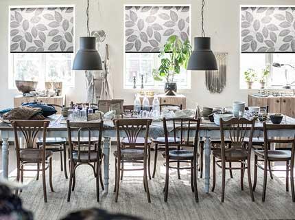 Rullgardiner - försäljning och montering i Uppsala och Västerås