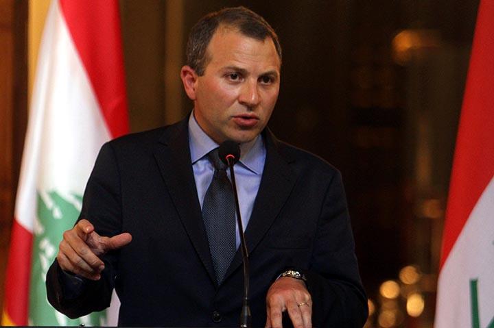 """باسيل طلب إبلاغ بان والدول الأطراف في """"العهد الدولي الخاص بالحقوق المدنية والسياسية"""" تنفيذ لبنان تعهداته الدولية"""