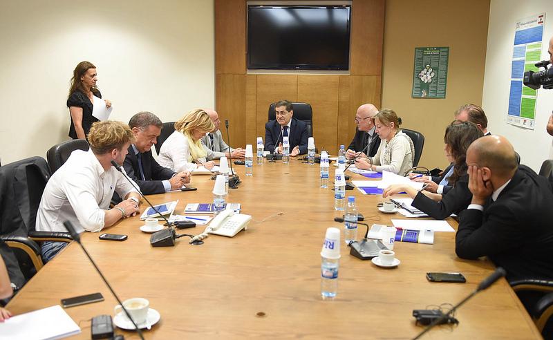 اللجنة الفرعية لحقوق الانسان في البرلمان الاوروبي تزور لبنان