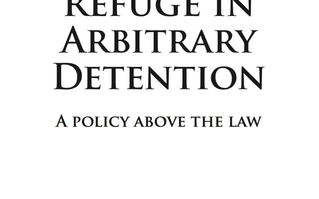تقرير روّاد فرونتيرز عن الاعتقال التعسفي للاجئين في لبنان