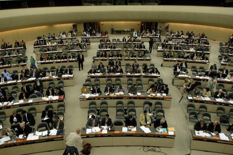 نقبل مباشر لجلسة اعتماد التقرير اللبناني في ١٦ آذار ٢٠١٦