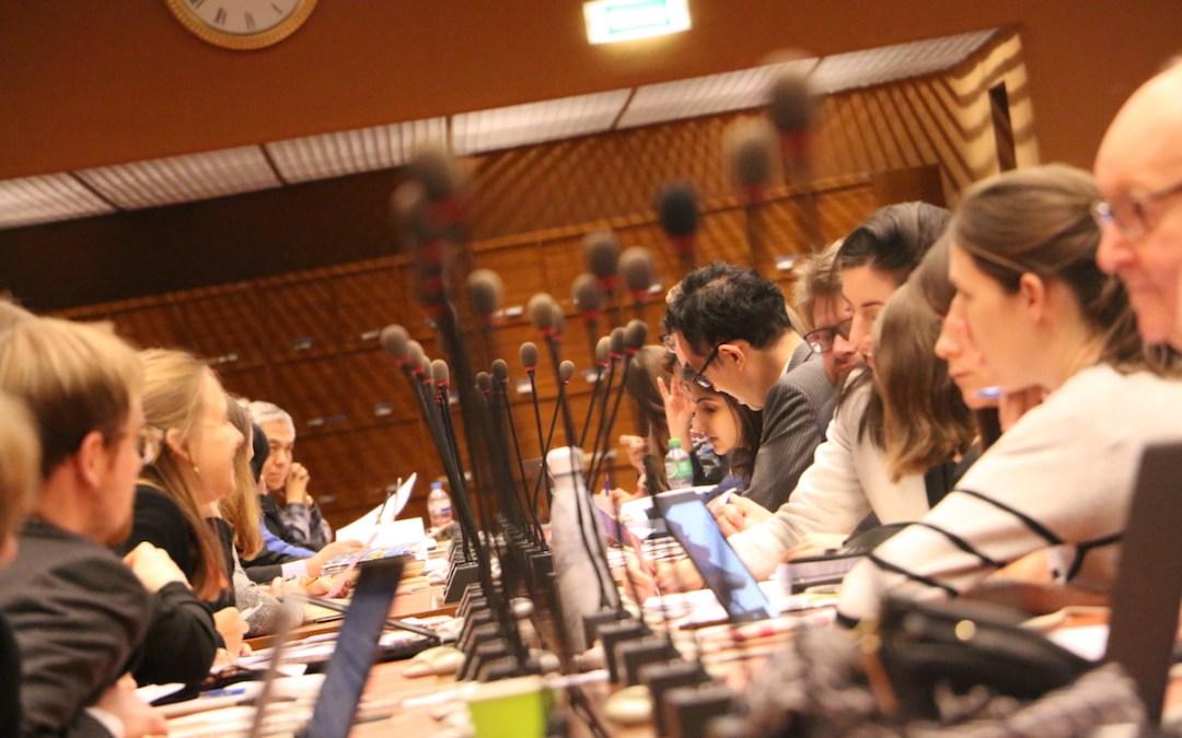 أكثر من 2000 شركة في منتدى الأمم المتحدة المعني بالأعمال التجارية وحقوق الإنسان