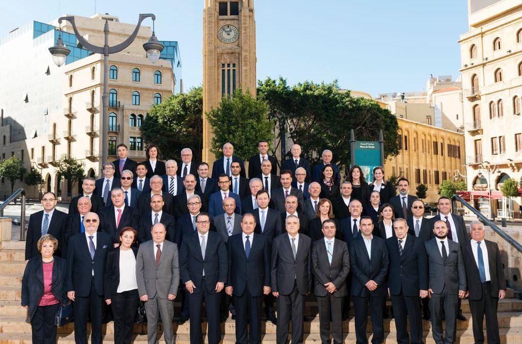 انتخاب شارل عربيد رئيساً للمجلس الاقتصادي والاجتماعي في لبنان