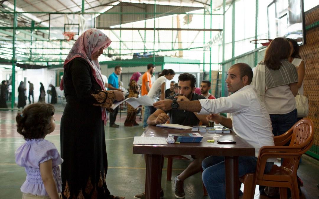 اليابان تدعم برنامج الأغذية العالمي لتقديم مساعدات ضرورية للاجئين السوريين في لبنان