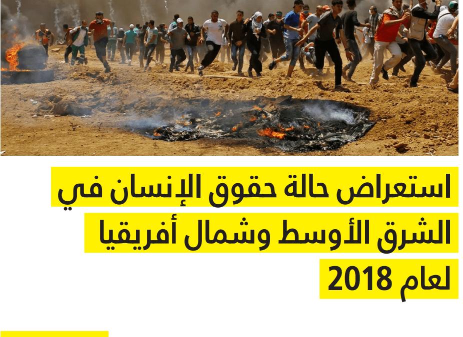 لبنان في تقرير منظمة العفو الدوليّة 2018: أين الهيئة الوطنيّة لحقوق الإنسان؟