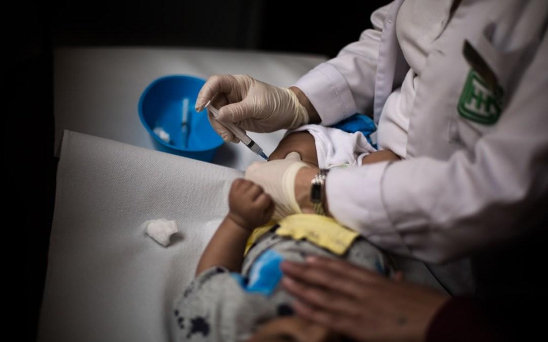 اليونيسف تطلق حملة #اللقاحات_فعّالة لتشجيع دعم اللقاحات