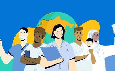 يوم الصحة العالمي لعام 2020: هيّا نُبدي دعمنا للممرضين والممرضات والقابلات