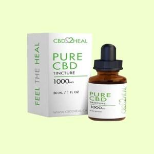 CBD2Heal CBD oil
