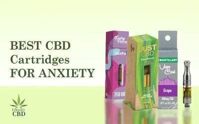 7 Best CBD Cartridge for Anxiety