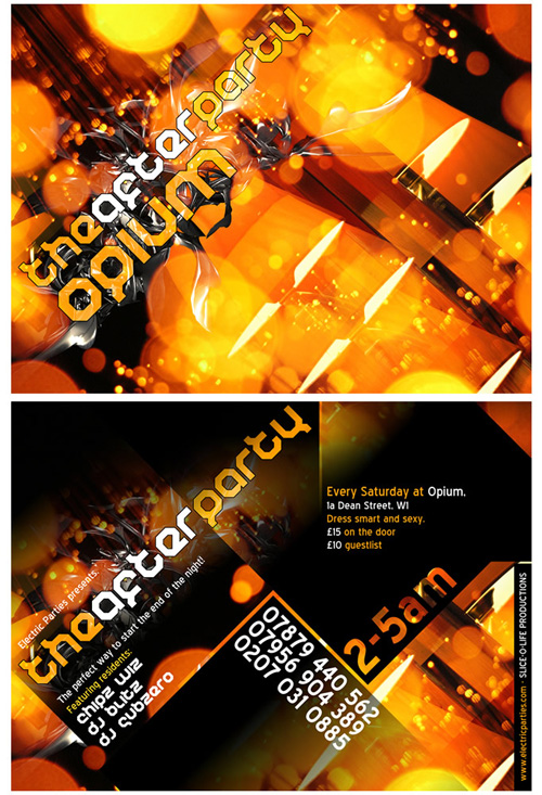 Night Club Flyer – The After Party