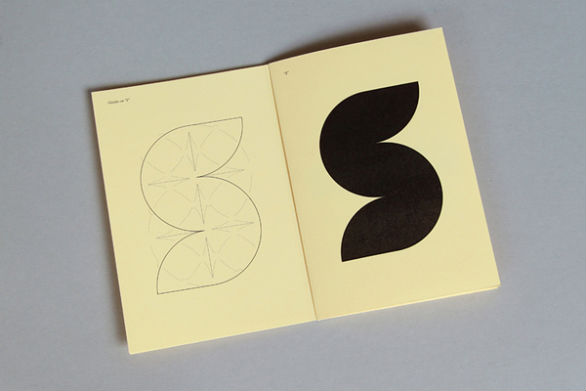 Promotional Booklet Designs - Shaped Typography