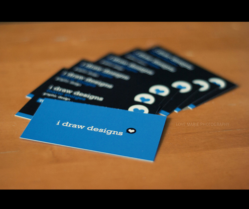 Marketing Business Card - Marie Sturges