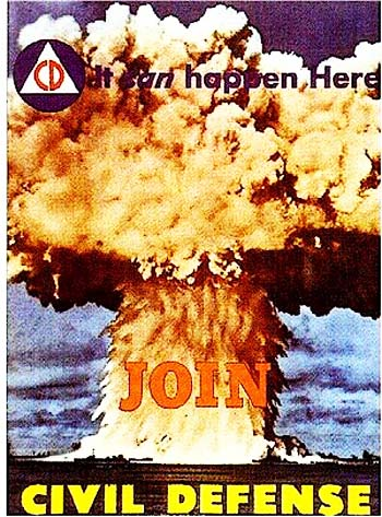 Vintage Home Front Posters - Kaboom