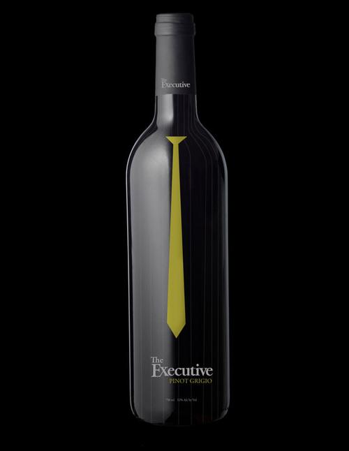 Derek Perez wine label designs