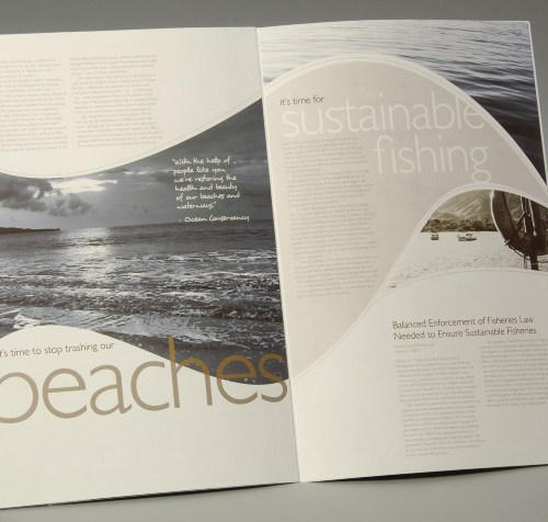 Ocean Conservancy Newsletter More Inside