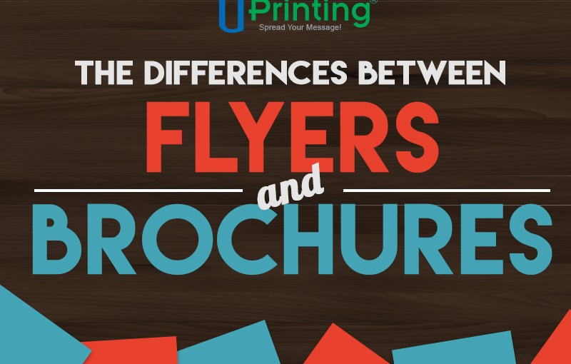The Differences Between Flyers and Brochures homepage featured images (featured image)