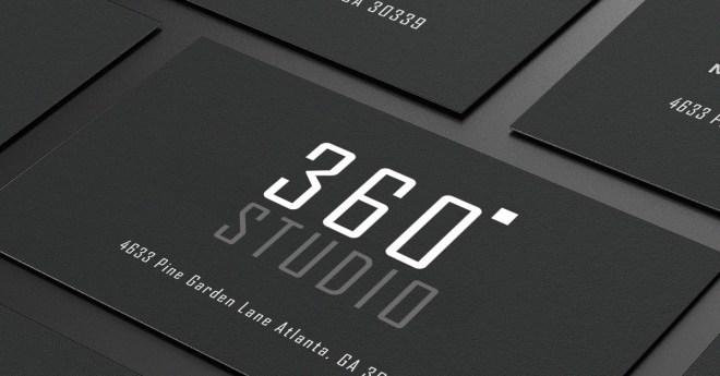 Matte business card stock
