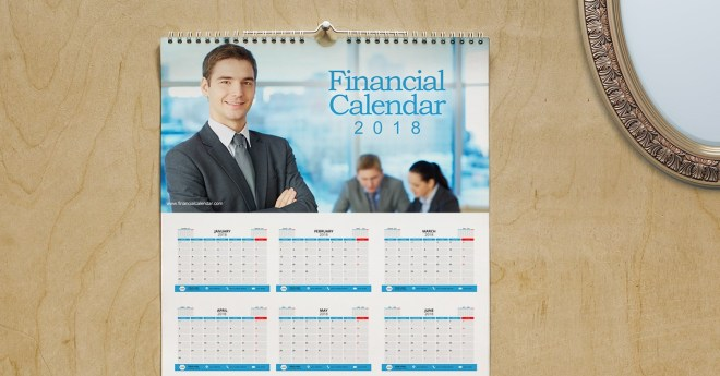 Financial Services Calendars